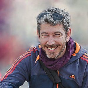 Nicolas Faure par Michel Albero