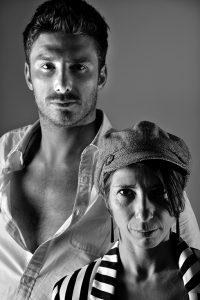 Etienne Bergé et Céline Casals - Félines Minervois - © Nicolas Faure